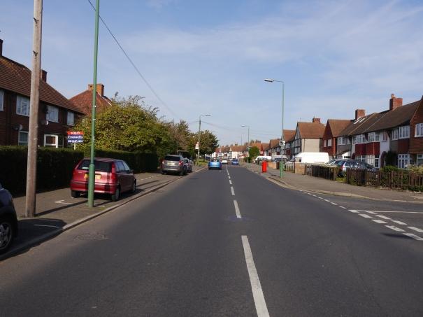 Green Wrythe Lane