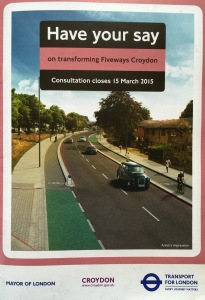 Cover to consultation document