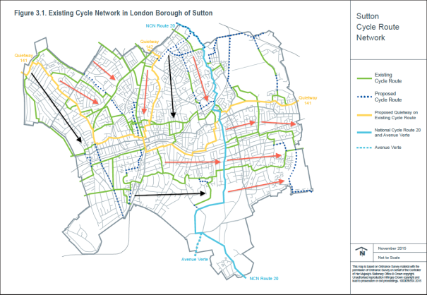 Sutton cycle map anotated 1.12