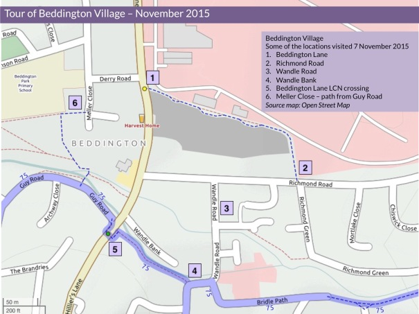 BeddingtonTourNovember2015_BeddingtonVillage_BeddingtonLane_Graphic_v3