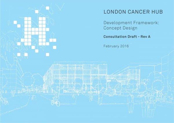 Sutton2031_Draft London Cancer Hub Development Framework_Page01