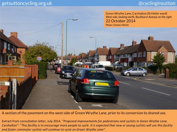 WhatHasSuttonDoneForCycling_01_IMG_20141022_115955_P1170125_Sutton_StHelier_GreenWrytheLane_Graphic_v1