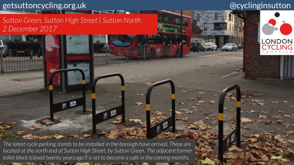 SuttonCycleForumJanuary2018_v33_05_SuttonGreen_CycleParking
