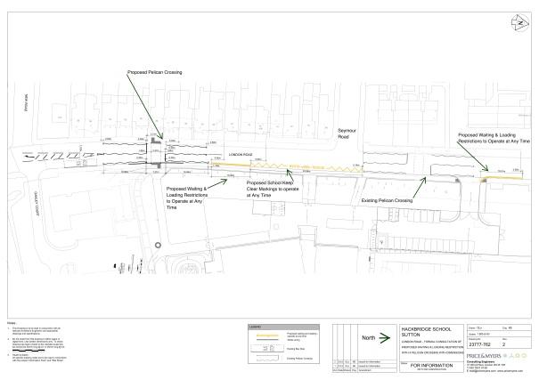 TrafficReductionObjectives_Hackbridge_LondonRoad_Plan