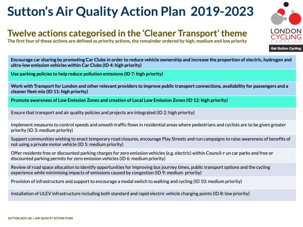 SuttonsAirQualityActionPlan_2019-2023_v3_08_CleanerTransportActions
